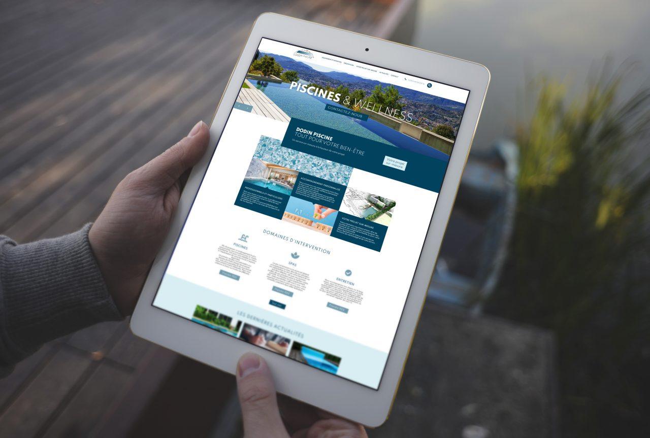 site web vienne - tablette